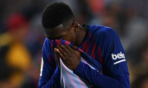 """برشلونة يفقد صبره بسبب """"استهتار"""" ديمبيلي"""