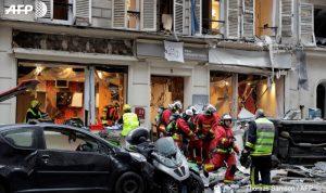 """انفجار باريس يطغى على احتجاجات """"السترات الصفر"""""""