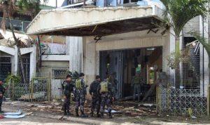داعش يعلن مسؤوليته عن هجوم الكنيسة في الفيليبين
