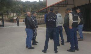 سرقة في حرم المدرسة الوطنية الارثوذكسية في رحبة