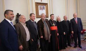 """""""حزب الله"""" في بكركي: العلاقة مع """"التيار"""" في أمتن حالاتها"""