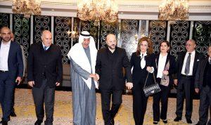 الرياشي يبحث مع تلفزيون صوت العرب والشاهد شؤونا اعلامية