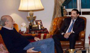 لماذا زار الحريري كليمنصو؟