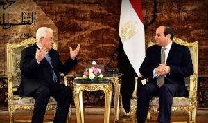 السيسي: سنواصل الجهود مع الأطراف الفلسطينية لتحقيق المصالحة