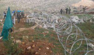  مارتينيز تفقد ما تقوم به قوات اسرائيل في المحافر