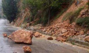 """أضرار في قرى الجنوب جراء """"نورما"""""""