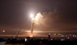 الغارات الاسرائيلية في سوريا برضى روسي: لا مكان لإيران!