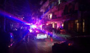 إخلاء عدة عائلات في طرابلس بسبب احتراق منزل