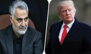 ترامب يخطط وسليماني يهيئ…العراق مقابل سورية