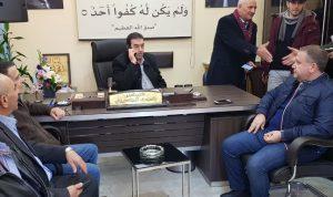 البعريني: لدعم الحريري والوقوف إلى جانبه