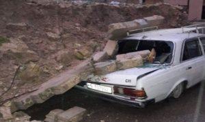 بالصور: جنون الطقس العاصف يتسبب بأضرار كبيرة