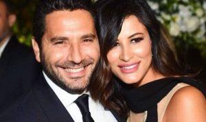 """بالفيديو: """"ديو"""" بين وسام بريدي وزوجته"""