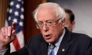 بيرني ساندرز يعلن ترشحه للانتخابات الأميركية في 2020