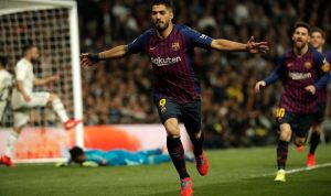 برشلونة يكتسح الريال ويبلغ نهائي كأس إسبانيا