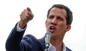 غوايدو يبدأ جولة في فنزويلا: سأنهيها في القصر الرئاسي