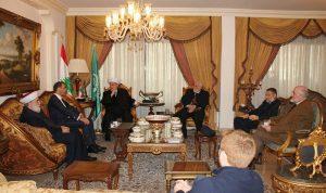 أفيوني زار الشعار: آمل أن يستمر التواصل بيننا لمصلحة طرابلس