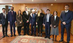سرحان: للعمل من أجل تعزيز استقلالية القضاء