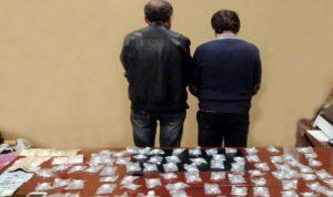 توقيف سوري وفلسطيني يروجان المخدرات في جبل لبنان