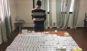 توقيف مروج مخدرات خطير في الشويفات