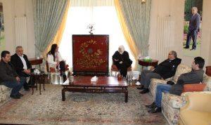 الحريري تابعت أوضاع اللاجئين الفلسطينيين