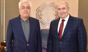 مخزومي: لتعزيز التعاون مع العراق في قطاعي النفط والغاز