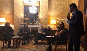 سفارة لبنان في فرنسا ملتقى الحضارات والثقافات