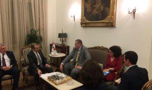 المنسق الخاص للأمم المتحدة: سنواصل تعاوننا مع لبنان