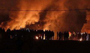 إصابة جندي إسرائيلي في غزة.. والمدفعية الإسرائيلية ترد