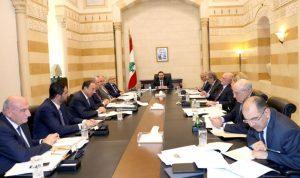 الحريري يترأس جلسة صياغة البيان الوزاري