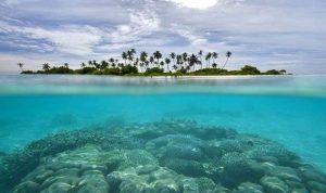 """أسرار جزيرة غامضة ظهرت """"فجأة"""" في المحيط الهادئ!"""