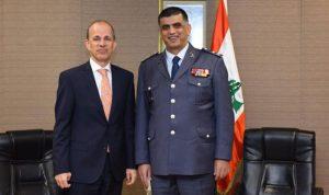 عثمان عرض وسفير هولندا العلاقات بين البلدين