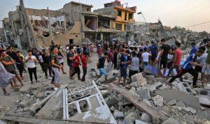 مقتل شخصين وإصابة 4 بانفجار وسط العراق