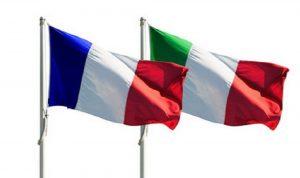 أزمة بين إيطاليا وفرنسا