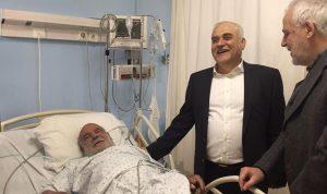 جبق يرفع السقوف المالية لمستشفيات طرابلس وعكار والنبطية