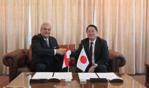 برتوكول تعاون بين بلدية الحازمية والسفارة اليابانية