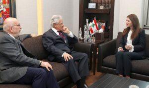 خطة بين خيرلله الصفدي ورئيس الجامعة اللبنانية الاميركية