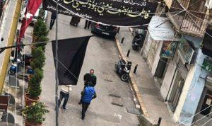 بالصور: إزالة العوائق من الطرقات في الخندق الغميق