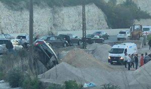 3 جرحى في حادث سير على طريق كفرحزير الكورة