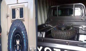 ضبط شحنة مدرعات تركية في طريقها إلى ليبيا