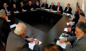 """""""لقاء الجمهورية"""": لمناقشة الاتفاقات بين لبنان وسوريا"""