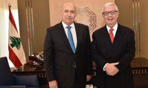مخزومي: سأعمل على تشجيع الشركات المكسيكية للاستثمار في لبنان