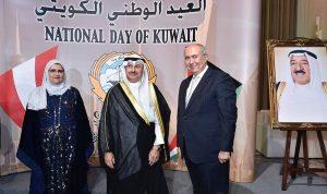 مخزومي: ستبقى الكويت واحدة من أهم الدول الشقيقة المساندة للبنان