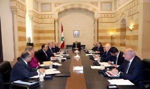 ماذا حمل الاجتماع الأول للجنة صياغة البيان الوزاري؟