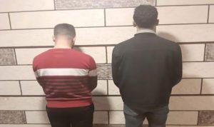 بعد قيامهما بعدة عمليات سرقة في النبطية… الفاعلان بقبضة الأمن