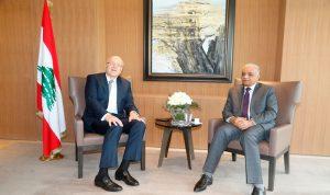 العلاقات العراقية – اللبنانية بين ميقاتي والعامري