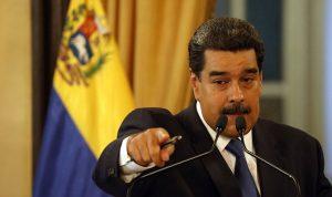 """مادورو مستعد لتأسيس """"مسار جديد"""" مع الولايات المتحدة"""