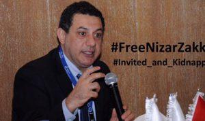"""نزار زكا عن تأثير """"قانون قيصر"""" على لبنان…"""