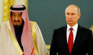 مكالمة هاتفية بين بوتين والملك سلمان.. ماذا دار بينهما؟