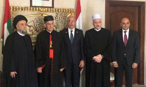 الشامسي: لبنان نموذج فريد بالشرق الأوسط