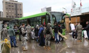 تأمين العودة الطوعية لـ621 نازحًا سوريًا